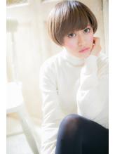 *mod's千葉*…ツヤ色マッシュショートa.23