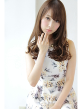 【15】大人可愛い小顔スウィートロング.0