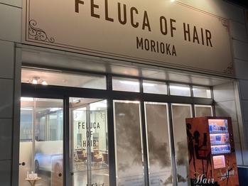 フェルーカ オブ ヘアー 仙北店(FELUCA OF HAIR)(岩手県盛岡市/美容室)
