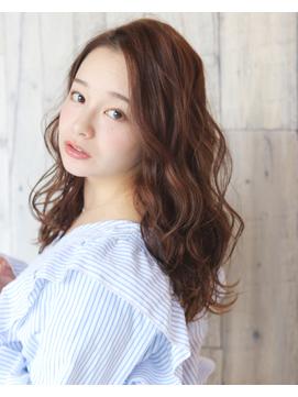 Hair Salon for D × ショコラウェーブ