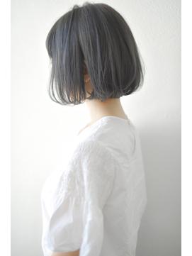 《ekolu 横山》透明感×ブルーグレージュ ☆