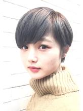 【PHASE/三畑賢人】大人っぽいグレージュショート◎青山 表参道 .58