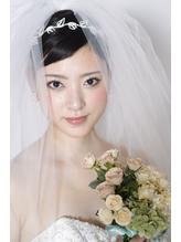 花嫁ヘアアレンジ ウェディング.29