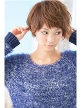 Noah♪銀座大人女子に贈る♪今時ふわくしゅショートスタイル シャギー.42