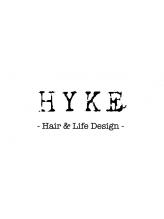 ハイク(HYKE)