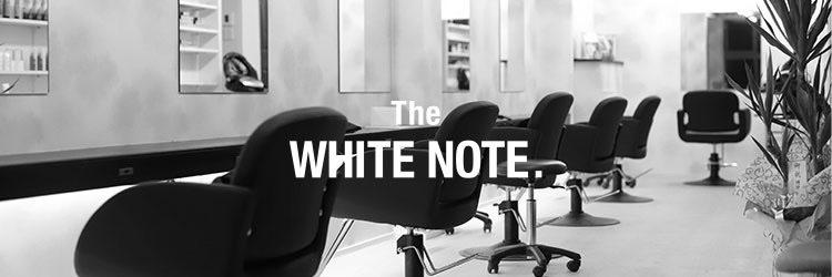 ザホワイトノート(The WHITE NOTE.)のアイキャッチ画像