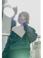 【HOMIE TOKYO 】切りっぱなしボブ×バレイヤージュ担当渡邊雅也