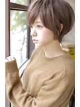 【+~ing】丸いシルエットが可愛い小顔short 【畠山竜哉】  .18