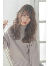 【Aura】外国人風カラー☆ベージュ3Dカラー.23