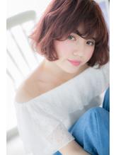 *mod's千葉*…甘辛MIX☆攻めの個性的ボブa.32