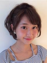 【下北沢*I'll b hair*】エアリーショート カチューシャ.24