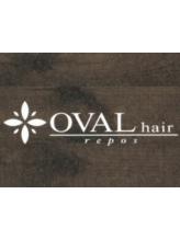 オーバルヘアー ルポ(OVAL hair repos)