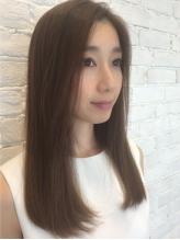 髪に優しい【イオン縮毛矯正】☆気になるクセやうねりを解消して自然な仕上がりのストレートに♪