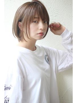 【Un ami】《増永剛大》  大人可愛い/耳かけショートボブ☆