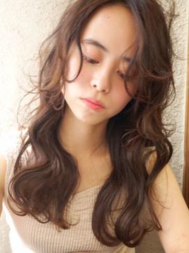 【neolive  arch武蔵小山店】アレンジパーマロング