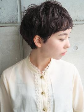 【+~ing deux】大人かわいいミニバングショート松本光司】