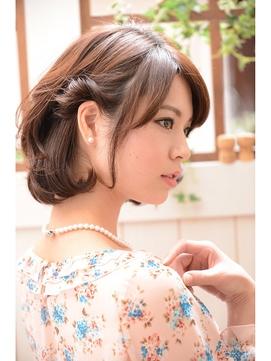 ☆アシメアレンジ☆【miel hair est】
