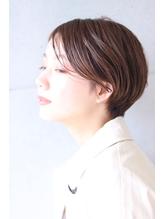 【西葛西&-HAIR 】トップふんわり小顔ショート.12