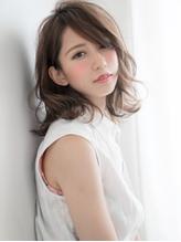 恋が叶う♪やわ感とろみカール花嫁ミディ☆ フェミニン.54