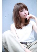 [Taylor] 雰囲気カールx透け感マットグレージュ 涼しげ.13
