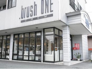 ブラッシュ ワン クルー(.brush ONE CREW)(山形県天童市/美容室)