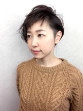 ☆クールだけど甘め可愛い・刈り上げアシメショート☆ .42