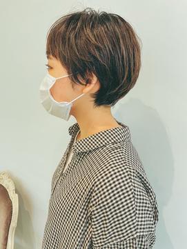 【pupula勝田】マッシュショート/レイヤーショート/ショートボブ