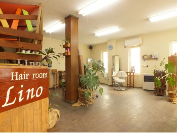 ヘアールームリノ(Hair room Lino)(北海道旭川市/美容室)