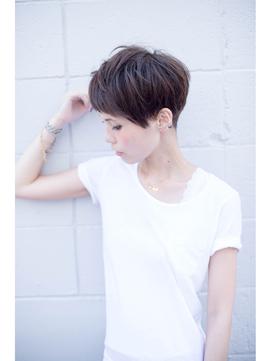 [cotton平塚]ネオマッシュショート☆