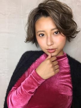 マニッシュショート◆溝口美容院//un//オージュアサロン