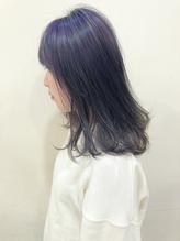 【PARK】色落ちも綺麗 バイオレットアッシュ 【深江】【吉祥寺】.43