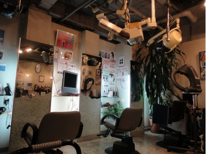 ギャルソン美容室 image