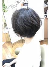 コトノハ 夏 ブルーブラック 大人かわいい 黒髪 ブルージュ.39
