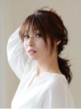 オトナ女子必見♪簡単ダウンアレンジ【EARTH田町店】.59