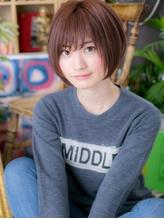 *+COVER HAIR+*…ピュアガーリー☆マッシュボブa 小頭.33