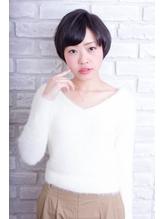 【el zafiro yodoyabashi】ビターボーイッシュショート 男性.28