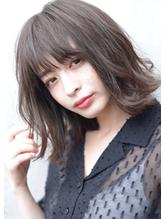 【vicca石垣】グレージュ×ミディアムボブ.23
