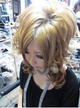盛り髪 盛り髪.60