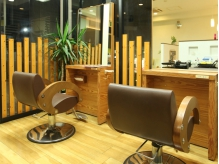 �w�A�T�����e�C�N Hair Salon Take
