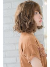 【canon 下北沢】360°美シルエット☆無造作ウェーブ パーマ.17