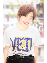 【Aere池袋】☆カジュアルストレート×ショート☆.34
