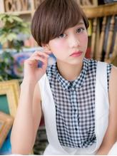 *+COVER HAIR+*…シンプル可愛い★マッシュボブa 小頭.58