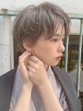 【Le'a 中野】耳掛けショート シースルー