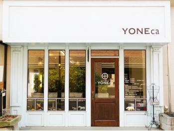 ヘアーアトリエ ヨネカ(hair atelier YONEca)(神奈川県横浜市都筑区/美容室)