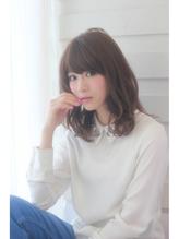 sanctuary☆大人可愛い ミディアムスタイル☆ with.39