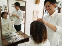 毎日のシャンプーでも頭皮や髪にはダメージが!蓄積したダメージをリセットする【髪質改善ヘアエステ】が◎