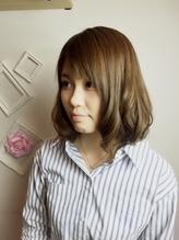 春夏カラー シアーベージュ with.38
