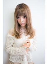 錦糸町発ミニアムボブでモードヘア3Dカラーにジグザグバング。.2