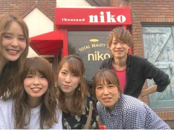 サウザンドニコ(thousand niko)