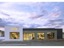 地域トップクラスの店舗面積を誇るラグジュアリーサロン。